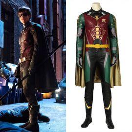 Titans Robin Cosplay Costume Deluxe