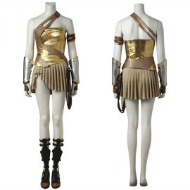Wonder Woman Princess Diana of Themyscira Cosplay Costume