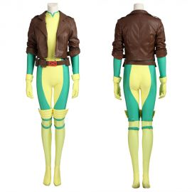 X-Men Mary Rogue Cosplay Costume