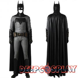 Justice League Batman Cosplay Costume Bruce Wayne Costume
