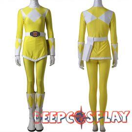Power Rangers Tiger Ranger Cosplay Costume